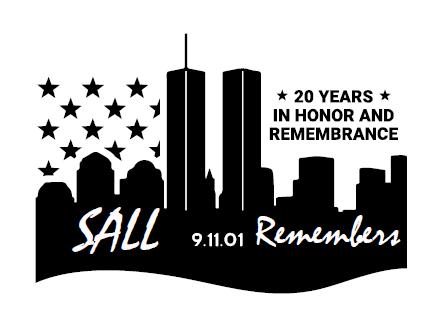 big-SALL Never Forget Logo